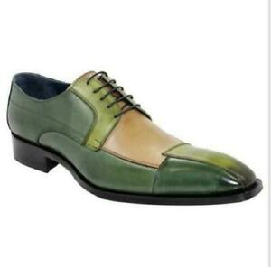 Mens New Fashion Multicolor Lace Up Formal Casual British Oxford Dress Shoes daw