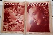 Ginger Rogers Elanie Barrie e John Barrymore Jean Harlow Vittorio De Sica Gizzi