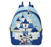 Disneyland Disney Park 65th Anniversary Loungefly Mini Backpack