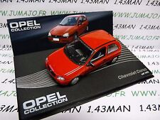 OPE114 voiture 1/43 IXO OPEL collection : CHEVROLET CORSA 1993