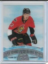 2017-18 Upper Deck Tim Hortons Clear Cut Phenoms #CCP9 Thomas Chabot 20$US UP