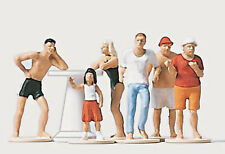 Figurines Merten H0 (2524): At The Bar