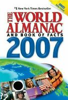 World Almanac and Book of Facts Hardcover World Almanac