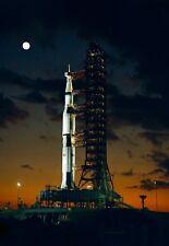 Photo Nasa - Apollo 4 Fusée Lunaire avant le décollage Lancement
