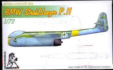 Unicraft Models 1/72 BMW STRAHLJAEGER P.II German WWII Jet Fighter Project