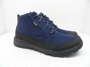 KEEN Men's Glieser Chukka Nylon WP Athletic Casual Shoe Black Iris Size 9M