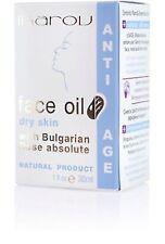 Ikarov AntiAge Face Oil Dry Skin Moisturising&Vitalization&Smoothing Action 30ml