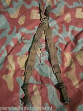 Spallacci M44 originali US Army, original suspender straps bretelle WW2