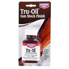 Birchwood Casey TRU-OIL Gun Stock Finish NATURAL WOOD OIL FINISH PROTECT ENHANCE
