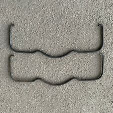 Porsche 356 Valve Cover Bale Set PAIR A B C Retaining Tensioner