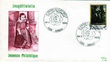 Belgien 1776 FDC, Jugendphilatelie