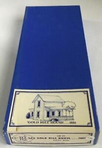 Classic Miniatures CM-24 HO Scale Gold Hill House Kit