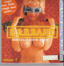 Big Belly Boom Band -Stapje Naar Links cd single (Sexy cover)