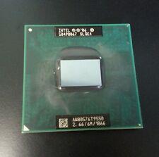 Intel Core 2 Duo T9550 - 2.66 GHz Dual-Core 1066MHz 6MB Processor Socket 479