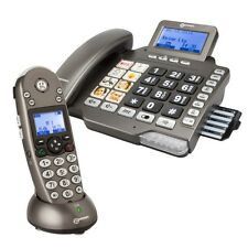 Geemarc AmpliDECT 355 Combo Seniorentelefon Photophone, Großtastentelefon Bild