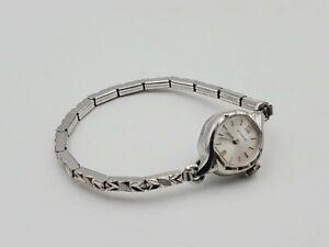 Vintage Wittnauer Windup 10kt Gold RGP Wrist Watch Running