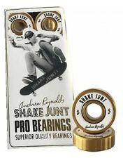 SHAKE JUNT Pro Bearings Andrew Reynolds Rodamiento De Bolas Longboard Skateboard