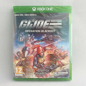Xbox One / Series X - G.I. Joe Operation Blackout NEW SEALED