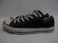 Para Hombre Converse Chuck Taylor Star Negro Textil All Low Top de Superdry UK 6 EU 39