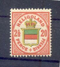 Helgoland 18h LUXUS * MH 15EUR (71510