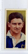 (Jd2587-100)  PHILLIPS,SOCCER STARS,J.EASSON,PORTSMOUTH,1936,#18