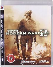 Call Of Duty  - Modern Warfare 2  - PS3 Playstation 3 - FREE POST