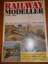 Railway Modeller Rail June Transportation Magazines