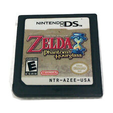 The Legend Of Zelda Phantom Hourglass + Free Screen Protector for DS & DS Lite