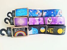 Seatbelt Belts Buckle Down Adjustable 20 to 36 Inch Waist Assorted Styles