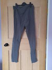 Esmara Black And Grey Leggings Size 12/14 Great Condition