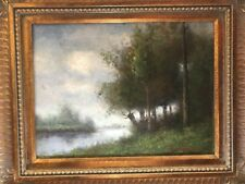 """Signed Original Oil on Canvas by  artist L. Stephano 20X24"""" Framed Stunning"""