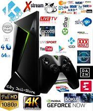 Nvidia Shield TV 16GB 4K Konsole KODI 17.4 Full VAVOO OVP 1. Generation
