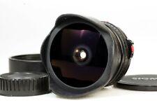 【Read! As-Is / Shooting OK!!】 Sigma Fish Eye 15mm f/2.8 for FD mount MF Lens JPN