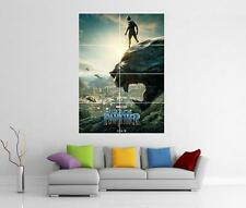 BLACK PANTHER MARVEL MOVIE AVENGERS INFINITY WAR GIANT WALL ART PHOTO POSTER
