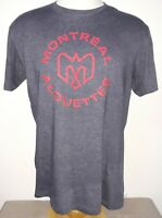 Sogo MONTREAL  ALOUETTES CFL Mens Crew Neck T-Shirt L