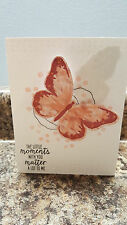 3D Stampin' Up All Occasion Card using Watercolor Wings in Sweet Sugarplum