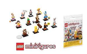 LEGO Looney Tunes Minifigures - Complete Set of 12 - 71030 - CMF - AU - Toons