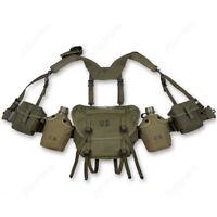 Vietnam War US Army M1956 M1961 M16A1 Packet Equipment Combination Bag Strap