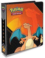 """Ultra Pro Pokemon Charizard 2"""" 3-Ring Binder Album"""