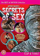 Secrets Of Sex [DVD] [1969], DVD | 5060082513800 | New