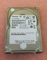 """Toshiba 600GB 10K 2.5"""" 12Gb/s SAS Hard Drive HDD AL14SEB060N HDEBF03JAA51"""