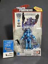 [Toys Hero] In Hand Transformers Hasbro 30th Generation IDW Chromia