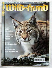 WILD und HUND - Für Jäger und andere Naturfreunde - Nr. 2 / Januar 1998