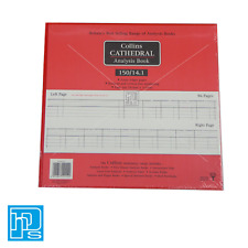 Collins Cathedral Analysis Account Book 150/14.1