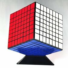 ShengShou® 8x8x8 8cm Black Twisty Speed Cube Puzzle 8x8