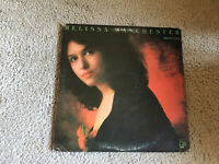 Rock Lp Melissa Manchester all Orig. promo Bright Eyes Lp On Bell*unplayed