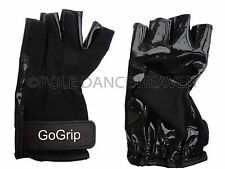 GO GRIP GLOVES - MEDIUM TACK FOR POLE DANCING  X  Mighty Fitness