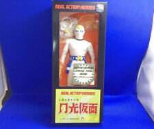 USED REAL ACTION HEROES Moonlight Mask RAH F/S japan w/Tracking
