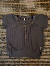 Miso Cap Sleeve Top Size Small Brand New With Out Tags