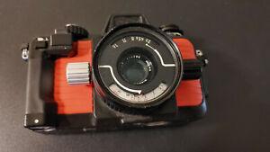 Nikon Nikonos V underwater film camera body. Serviced and pressure tested.